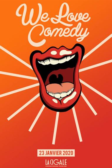 We Love Comedy 5