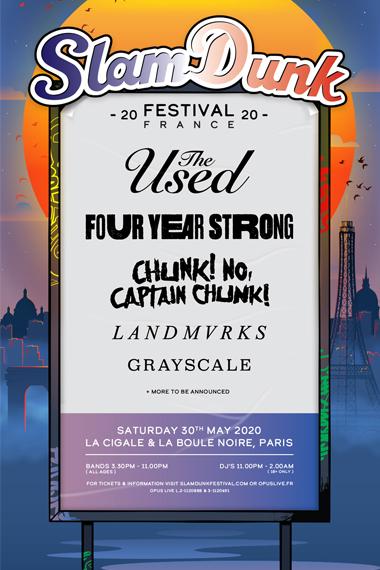 (Français) Slam Dunk Festival France